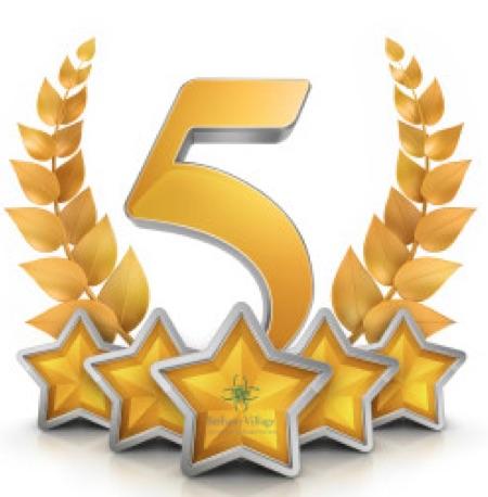 fivestar rating