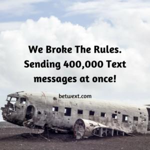 mass text messages