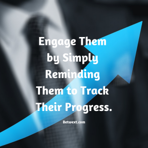 Engage - remind them to simply....