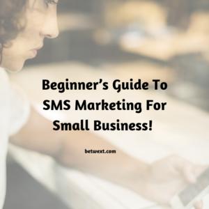 SMS Beginner's Guide.
