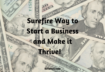 Destroy New Business Fears with Surefire Success