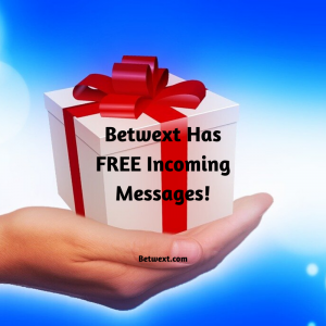 Betwext-Has-FREE-Incoming-Messages